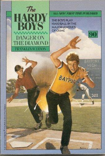 Danger on the Diamond (The Hardy Boys #90)