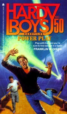 Power Play (Hardy Boys Casefiles Series #50)