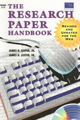 research paper handbook lester Two research papers in mla style 447 using the little, brown handbook chapter 3 while theorists such as lester faigley and susan miller have.
