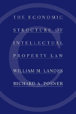 Landes Posner The Economic Structure Of Intellectual Property Law