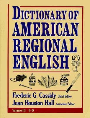 the dictionary of american regional english