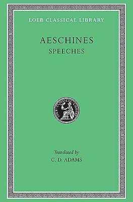 Speeches of Aeschines
