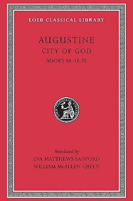 Augustine The City of God