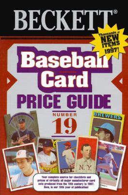 Beckett baseball card price guide vol 19 rent for Beckett tech support