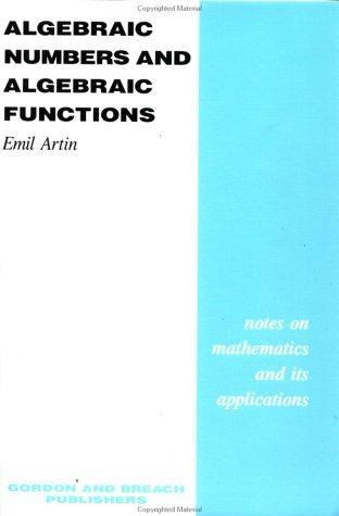 Algebraic Numbers Algebraic Fu