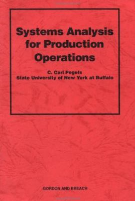 Systems Analysis for Production Operations, Vol. 3