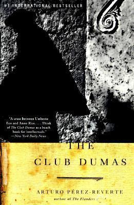Club Dumas A Novel