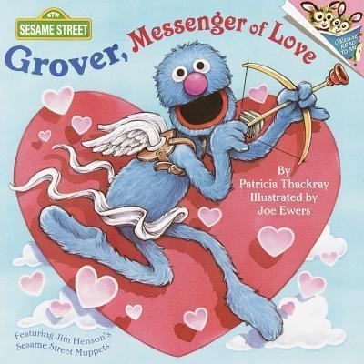 Grover, Messenger of Love - Joseph Ewers - Paperback