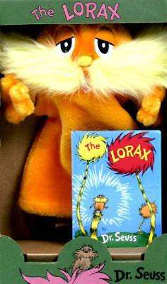 Lorax Mini Book and Puppet