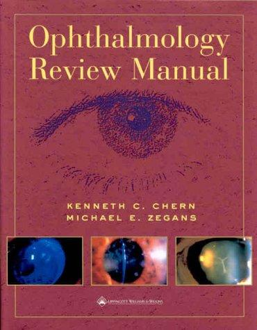 Ophthalmology Review Manual