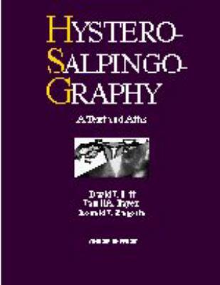 Hysterosalpingography:text+atlas