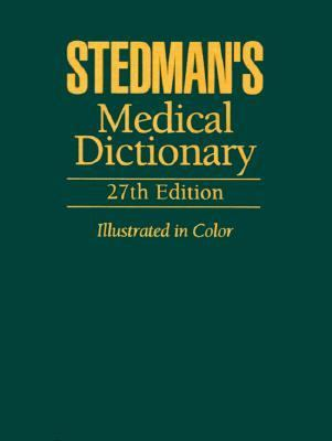 Stedman's Medical Dictionary Illustrated in Color