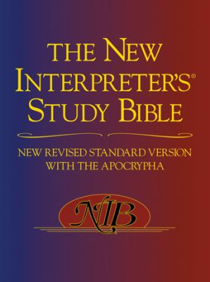 The New Interpreter's Study Bible