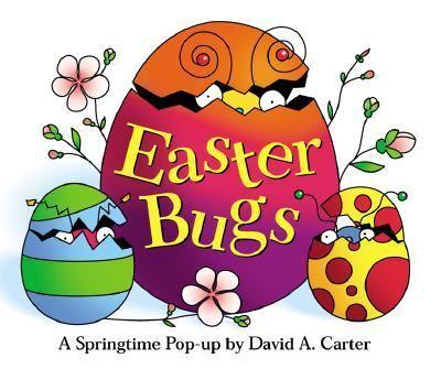 Easter Bugs A Springtime Pop-Up