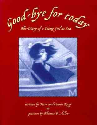 Good-Bye for Today The Diary of a Young Girl Art Sea