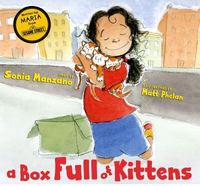 Box Full of Kittens