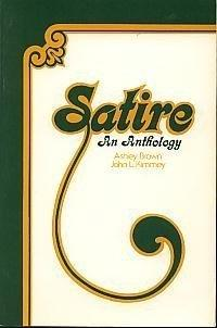 Satire an Anthology