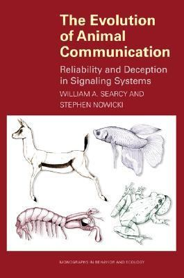 Evolution of Animal Communication Reliability and Deception in Signaling Systems
