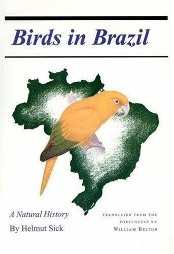 Birds in Brazil