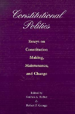 thematic essay on the constitution and change