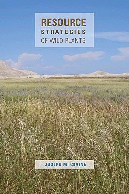 Resource Strategies of Wild Plants