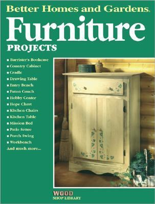 Furniture Projects Better Homes Gardens Wood Shop