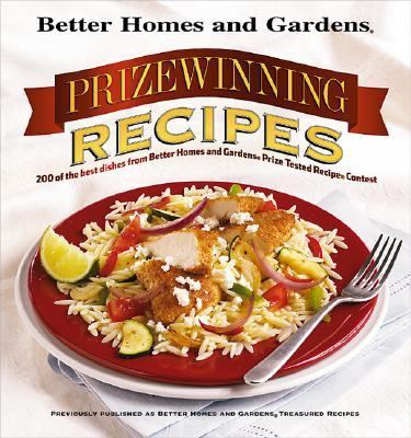Better Homes And Gardens Prizewinning Recipes Rent
