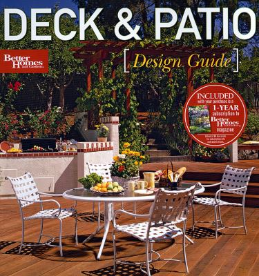 Deck and Patio Design Guide