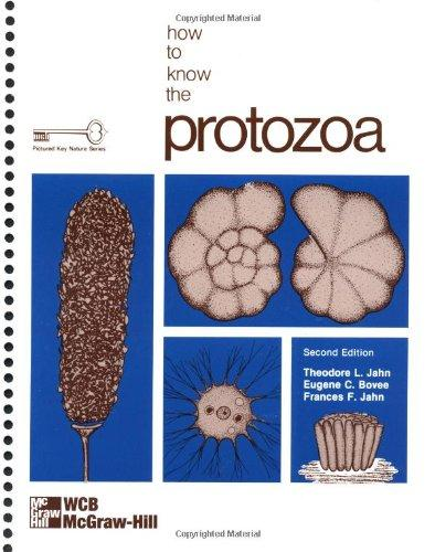 How to Know the Protozoa (The Pictured Key Nature Series)