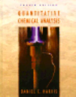 Quantitative Chem.analysis