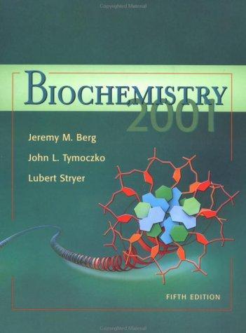 Biochemistry 2001