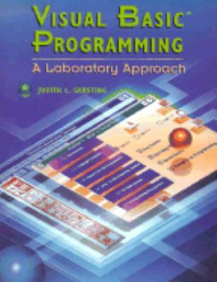 Visual Basic Programming A Laboratory Approach