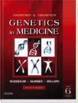 Thompson and Thompson's Genetics in Medicine