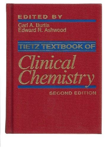 Tietz Textbook of Clinical Chemistry