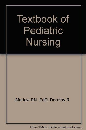 Textbook of Pediatric Nursing