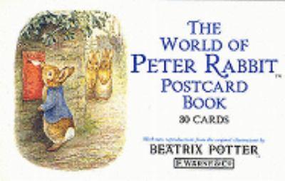 World of Peter Rabbit Postcard Book