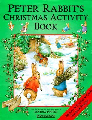 Peter Rabbit's Christmas Activity Book - Beatrix Potter - Paperback