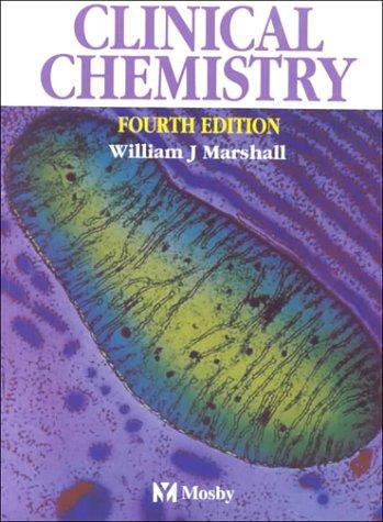 Clinical Chemistry, 4e