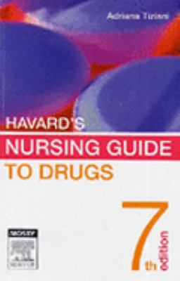 Harvard's Nursing Guide to Drugs