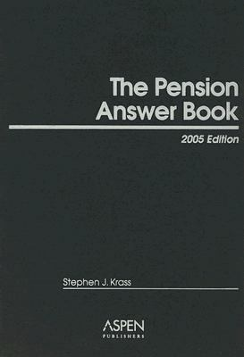 Pension Answer Book 2005