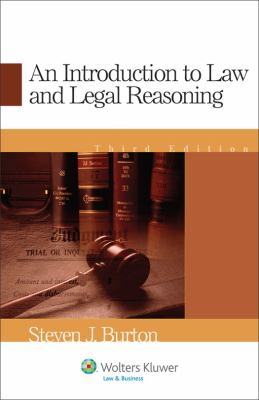 Introduction to Law and Legal Reasoning