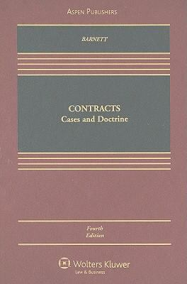 Contracts Cases and Doctrine 4e