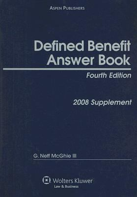 Defined Benefit Answer Book