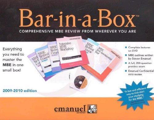 Bar in a Box