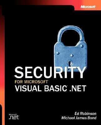 Security for Microsoft Visual Basic .Net Programmers