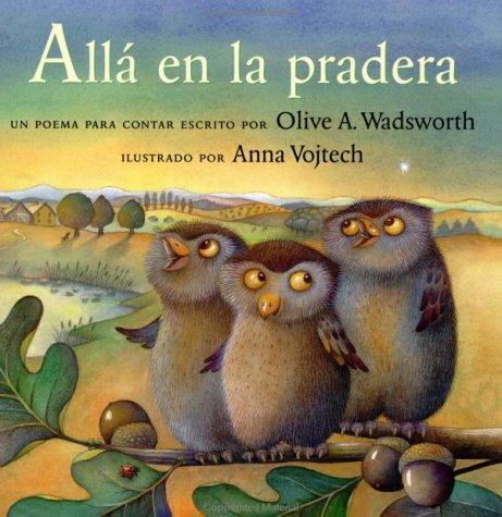 Alla en la pradera (Spanish Edition)