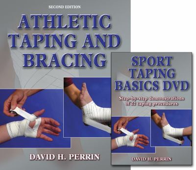 Athletic Taping and Bracing Book-2nd Edition/DVD Package