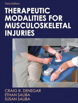 Therapeutic Modalities for Musculoskeletal Injuries - 3rd Edition (Athletic Training Education)