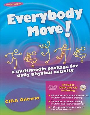 Everybody Move! - 2nd Edition: A Multimedia Package for Daily Physical Activity