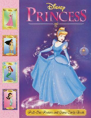Princesses Pull-out Posters and Game Cards